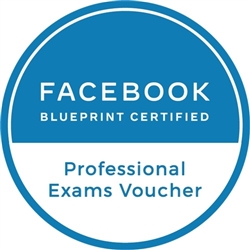 Facebook certified professional exams voucher malvernweather Choice Image